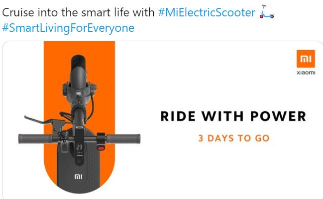 Mi Electric Scooter 1s Lite